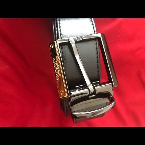 Versace Collection Other - Black versace belt for a size 38